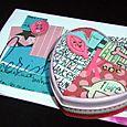 K_pink_tin_and_card_set