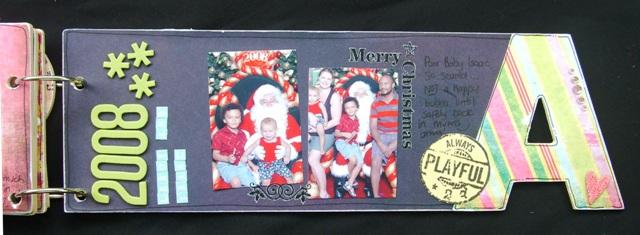 Santa album 8