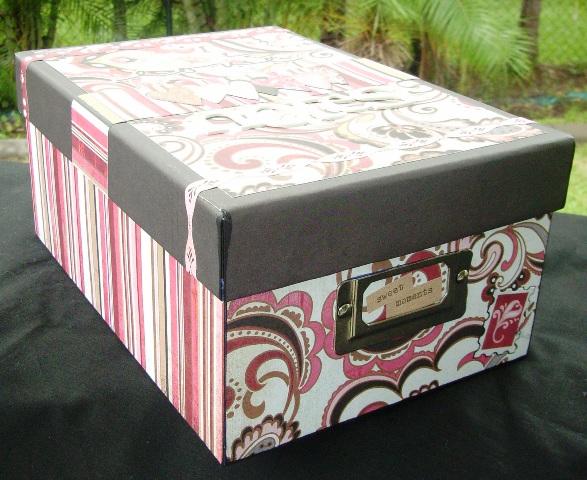 Finshed box
