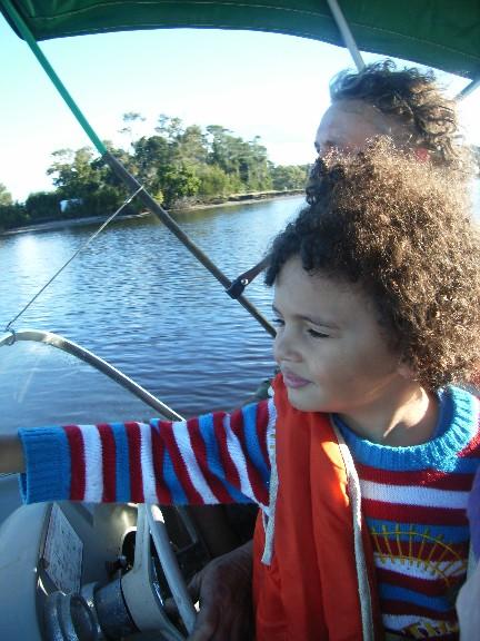 Leroy_in_boat